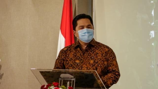 Miliaran Dana Pensiun BUMN Raib, Erick Thohir Khawatir Kasus Jiwasraya Terulang (87286)