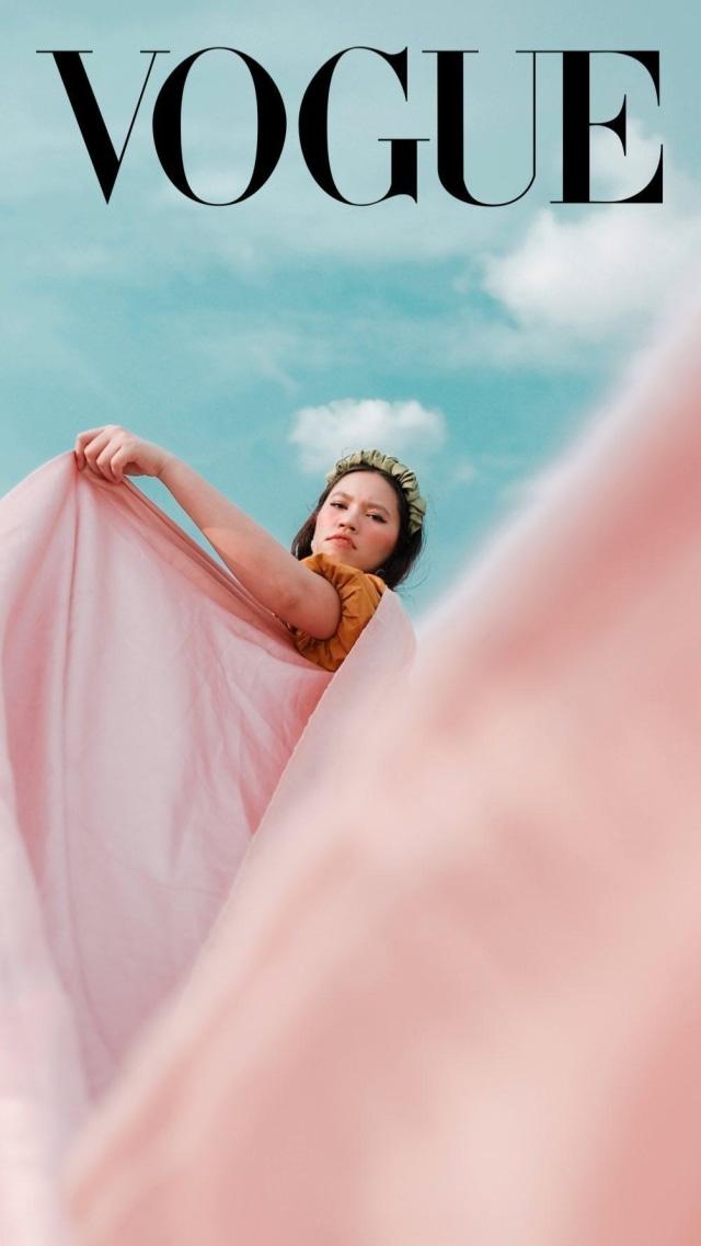 Ramai Netizen Ikut Vogue Challenge Di Medsos Mau Coba Kumparan Com