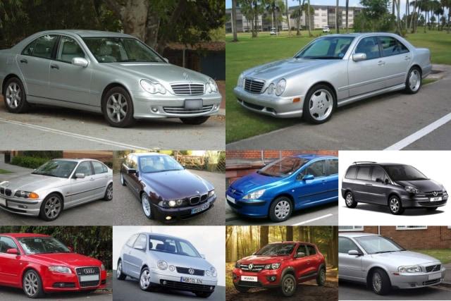 10 Pilihan Mobil Eropa Bekas di Bawah Rp 100 Juta, Berminat? (15802)