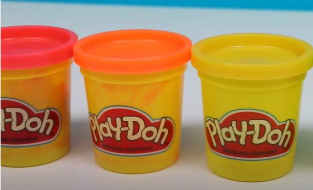 Play-Doh, Sebuah Penemuan Mainan Tanpa Rencana (64057)