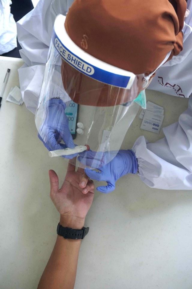 Daftar Puskesmas di Jakarta Pusat yang Sediakan Rapid Test Gratis (468098)