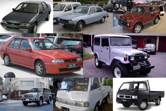 Di Negara-negara Ini, Mobil Tak Regenerasi hingga Puluhan Tahun, Ada Indonesia (3280)