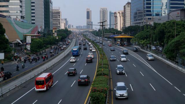 Catat, Ada Perubahan Skema Contraflow di Tol Dalam Kota, Ini Penjelasannya (683517)