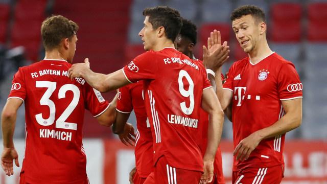 Mengapa Klub-klub Bundesliga Sulit Sekali Menyaingi Bayern Muenchen? (31900)
