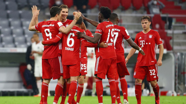 Bayern Muenchen vs Schalke 04: Prediksi Line Up, Kabar Cedera, dan Jadwal Tayang (795566)