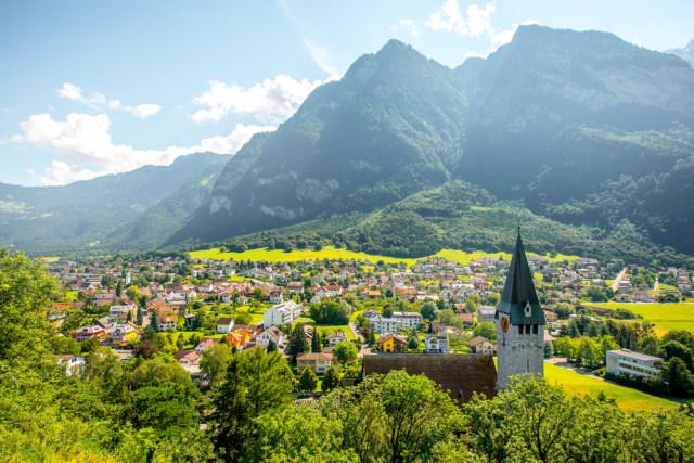 Mengenal Liechtenstein, Negara Terkecil di Dunia yang Ditinggali Jutawan (151930)
