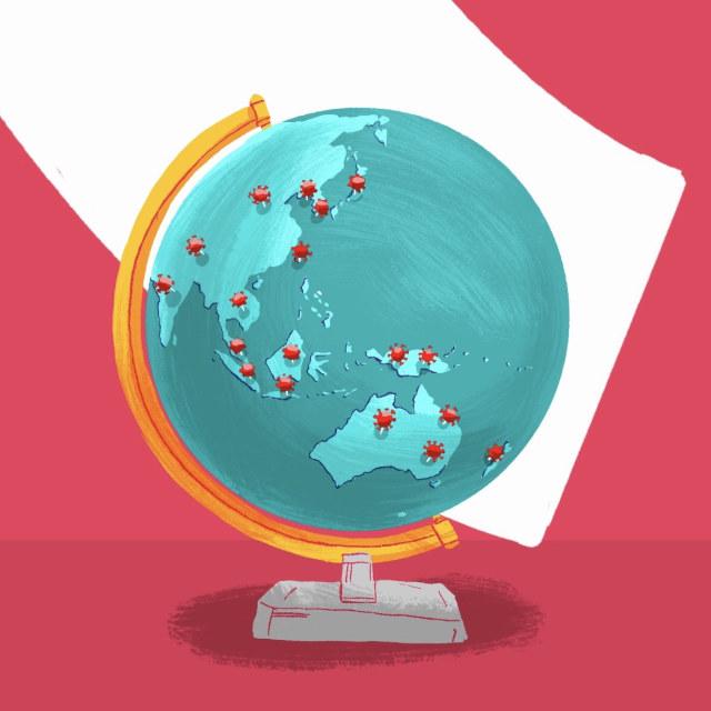 Ilmuwan Hitung Berat Semua Virus Corona SARS-CoV-2 di dunia, Ini Hasilnya (27709)