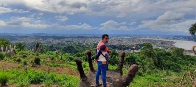 Mengunjungi Gunung Lonceng, Spot Foto Instagramable Baru di Samarinda (336070)