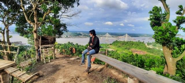 Mengunjungi Gunung Lonceng, Spot Foto Instagramable Baru di Samarinda (336071)