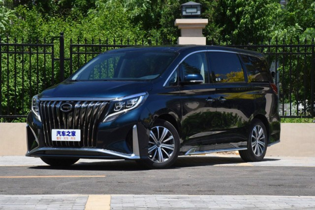 Trumpchi GM8, Kembaran Toyota Alphard dari China yang Punya Harga Murah (214997)