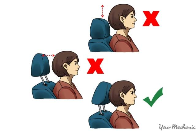 Jangan Dilepas, Ini Fungsi Vital Headrest pada Jok Mobil  (26588)