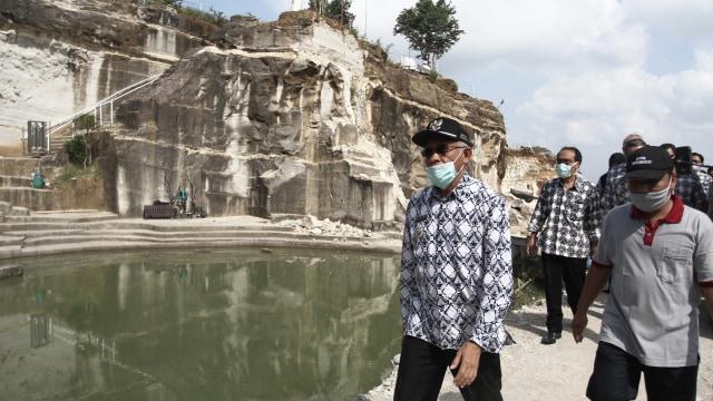 Yogyakarta Uji Coba Pembukaan Tiga Destinasi Wisata (917792)