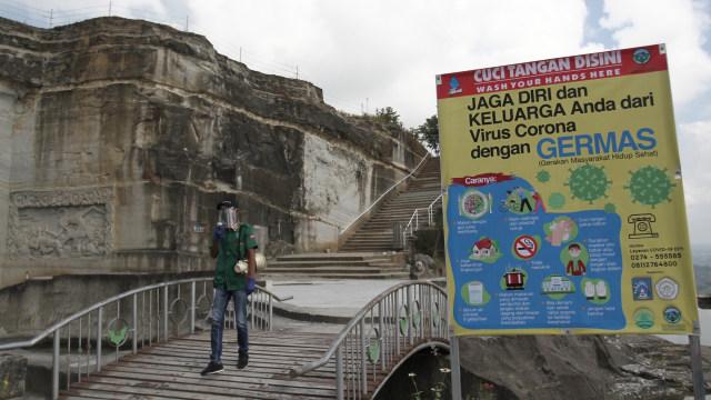 Yogyakarta Uji Coba Pembukaan Tiga Destinasi Wisata (917790)