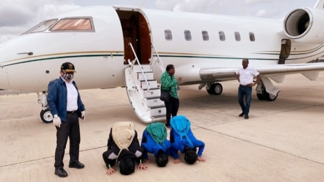 Operasi Senyap Bebaskan 3 ABK WNI yang Disandera 40 Hari oleh Perompak di Gabon (465110)