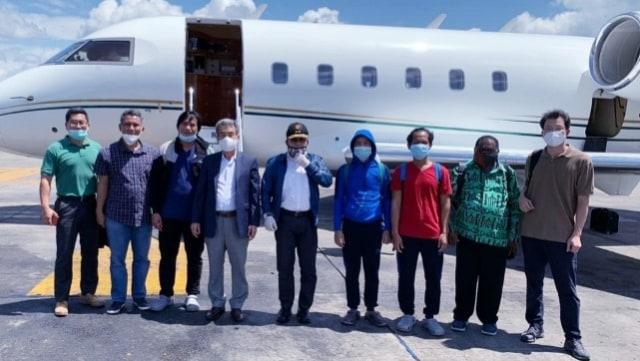 Operasi Senyap Bebaskan 3 ABK WNI yang Disandera 40 Hari oleh Perompak di Gabon (465111)