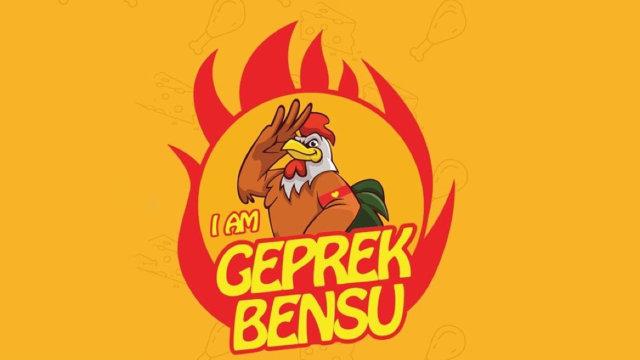 I am Geprek Bensu