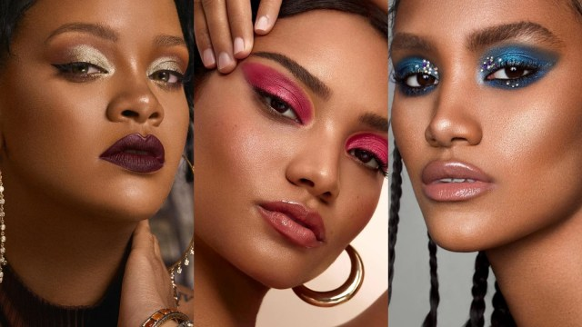 5 Pilihan Warna Eyeshadow Terbaik untuk Pemilik Kulit Gelap (242652)