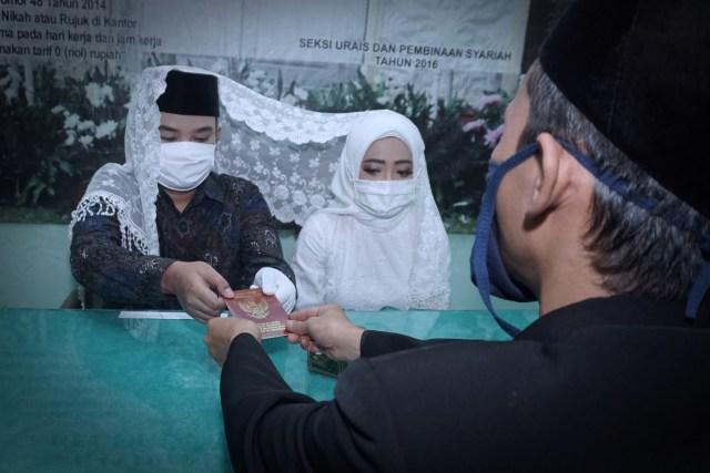 Kemenag Siapkan Bimbingan Perkawinan Secara Online selama Pandemi Corona (357413)