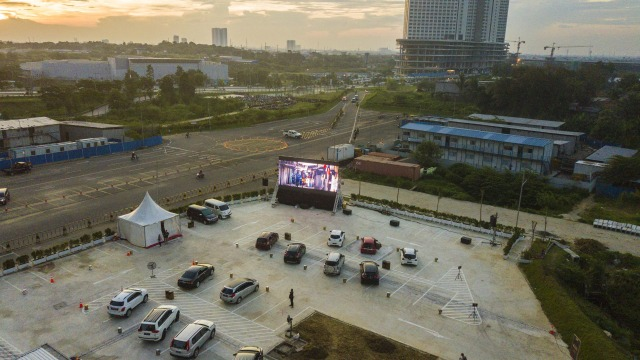 Dimas Jayasrana: Drive-in Cinema Sulit Menggantikan Bioskop (64799)