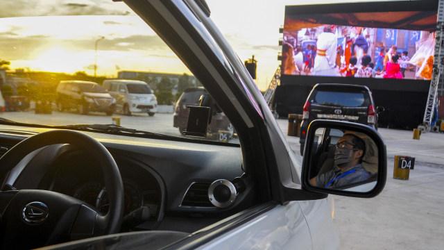 Dimas Jayasrana: Drive-in Cinema Sulit Menggantikan Bioskop (64796)