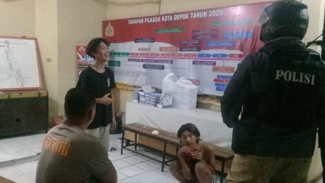 Tim Jaguar Amankan 2 Remaja yang Akan Duel Pakai Celurit karena Rebutan Pacar (10090)