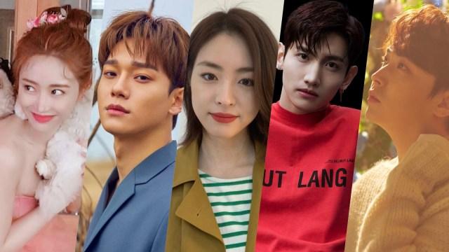 6 Idola SM Entertainment yang Menikah (101034)