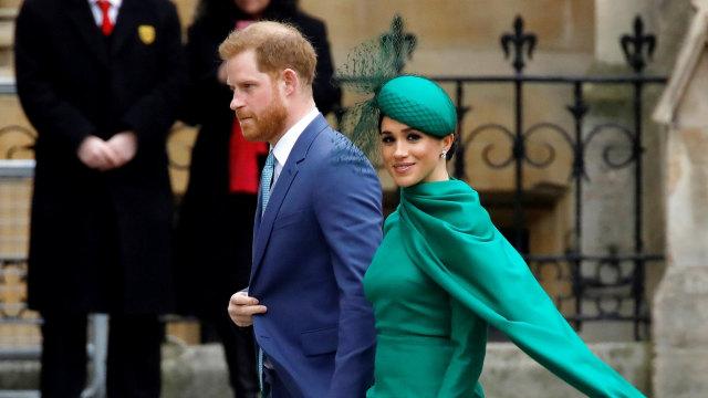 Tanpa Gelar, Anak Kedua Harry & Meghan Tetap Masuk Daftar Pewaris Kerajaan (37179)