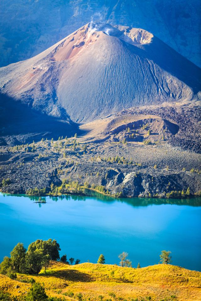 Hore! Jalur Pendakian Gunung Rinjani Akan Segera Dibuka Kembali (84183)