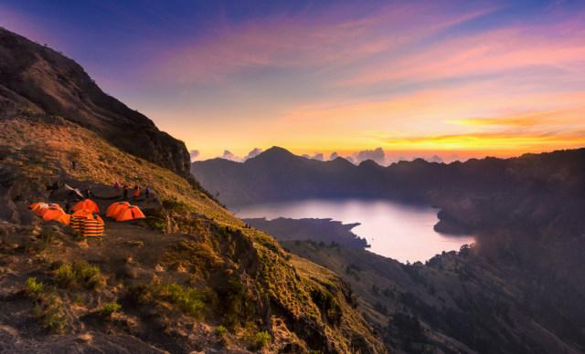 Hore! Jalur Pendakian Gunung Rinjani Akan Segera Dibuka Kembali (84184)
