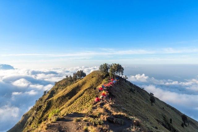 Hore! Jalur Pendakian Gunung Rinjani Akan Segera Dibuka Kembali (84185)