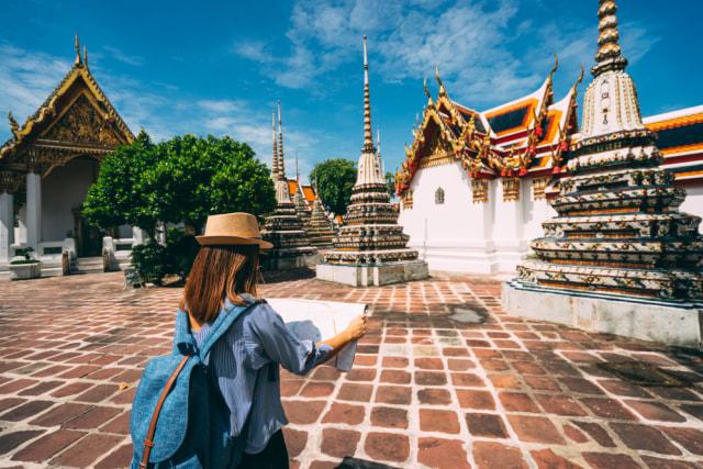 Thailand Luncurkan Visa Khusus di Masa Pandemi, Wisatawan Harus Tinggal 90 Hari (101081)