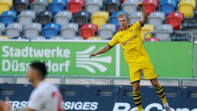 Terlalu Bergantung pada Haaland, Dortmund Kudu Cari Pelapis (287)