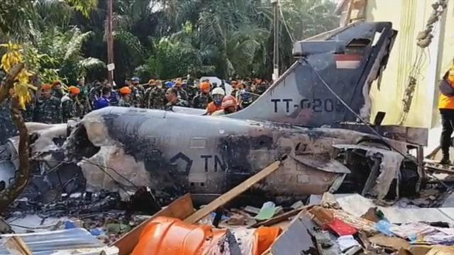 Sempat Shock, Kini Kondisi Pilot Pesawat Tempur TNI AU yang Jatuh Mulai Membaik (358356)
