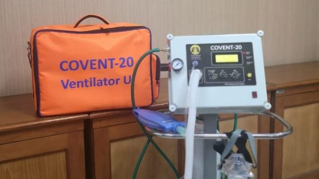 Menristek: Indonesia Tahun Ini Harus Punya ICU Ventilator Buatan Sendiri (259681)