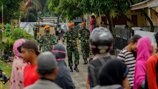 Foto: Evakuasi Bangkai Pesawat Hawk yang Jatuh di Riau (109740)