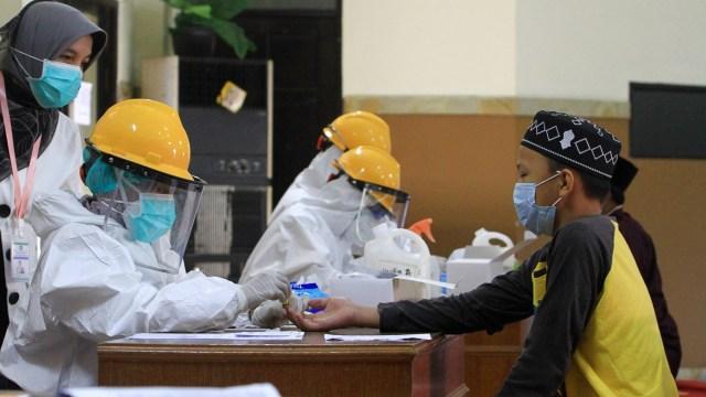 Kabar Baik Corona: DPR Dorong Rapid Test Murah hingga Zona Hijau Meningkat (163795)