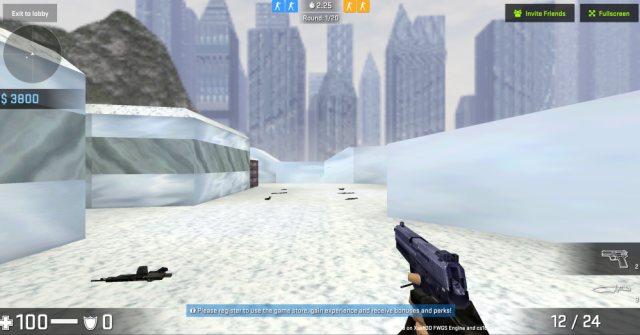 Main Game Counter Strike di Browser Tanpa Download, Begini Caranya (96015)