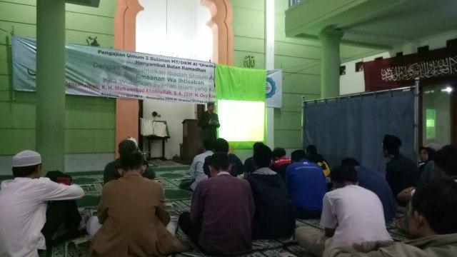 Drs. KH. Ahmad Rifa'i Menurut Saya : Catatan Kebersamaan Dengan Abah (8)