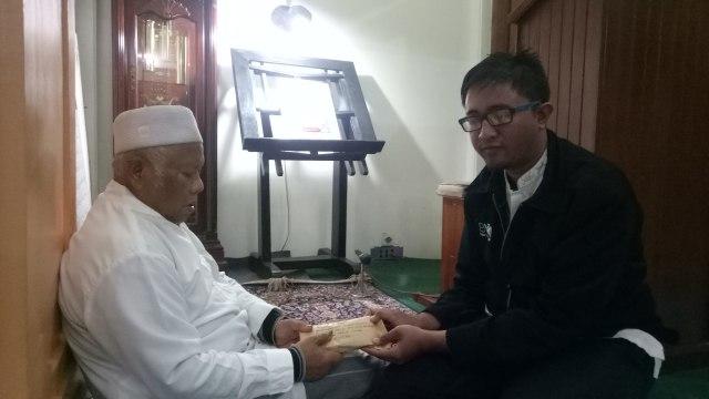 Drs. KH. Ahmad Rifa'i Menurut Saya : Catatan Kebersamaan Dengan Abah (9)