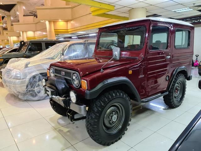 Daihatsu Taft 'Kebo' Berumur 36 Tahun Dijual Rp 130 Juta, Berminat?  (121037)