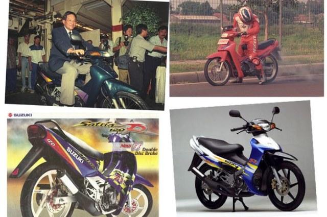 Nostalgia Motor Bebek 2-Tak Era 90-an, Mana Favoritmu? (518472)