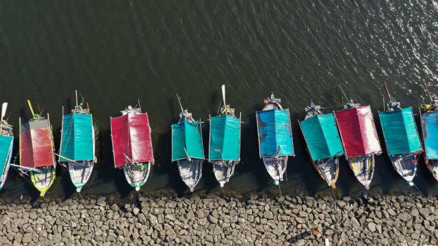 Kapal Terbalik di Banten Tewaskan 3 Orang, Penumpang Tak Pakai Jaket Keselamatan (698358)