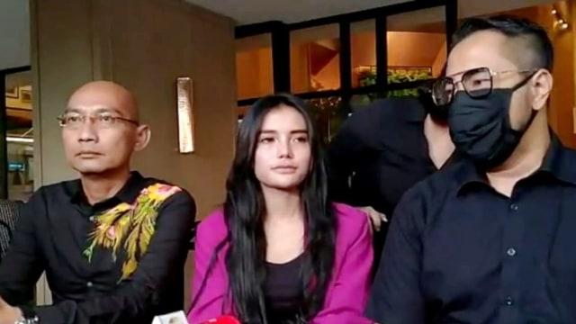 Terlibat Kasus Penganiayaan, Hana Hanifah dan Nabilla Aprillya Sepakat Damai (24073)