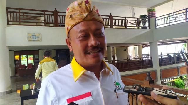 Politisi DPR Minta Gubernur Koster Tegas Soal Pembukaan Pariwisata Bali (140001)