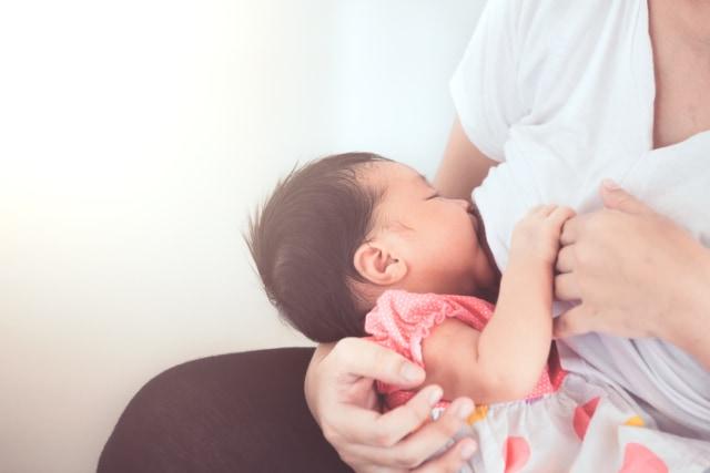 Bayi ASI Lebih Sering Kentut Dibanding yang Minum Susu Formula, Benarkah?  (66355)