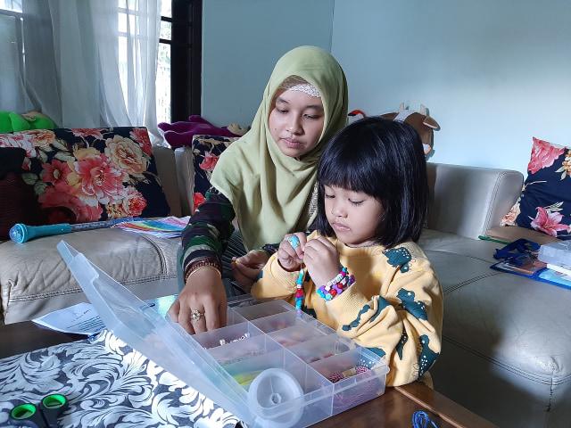 3 Cara Menjaga Kewarasan Anak Dan Orang Tua Saat Belajar Di Rumah Kumparan Com