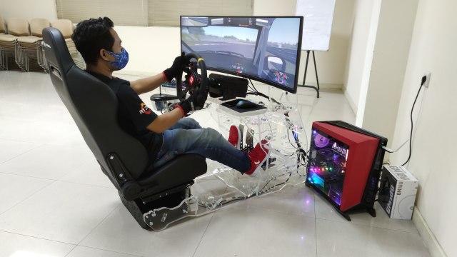 Mau Jajal Honda Civic Type R Secara Virtual? Begini Caranya  (446486)