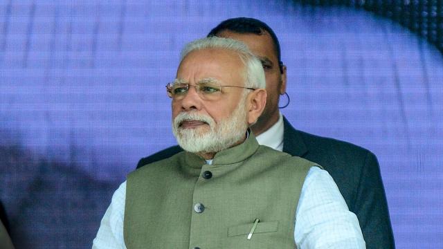 PM India Desak Negara Bagian Lakukan Lockdown Demi Tekan Lonjakan COVID-19 (574230)