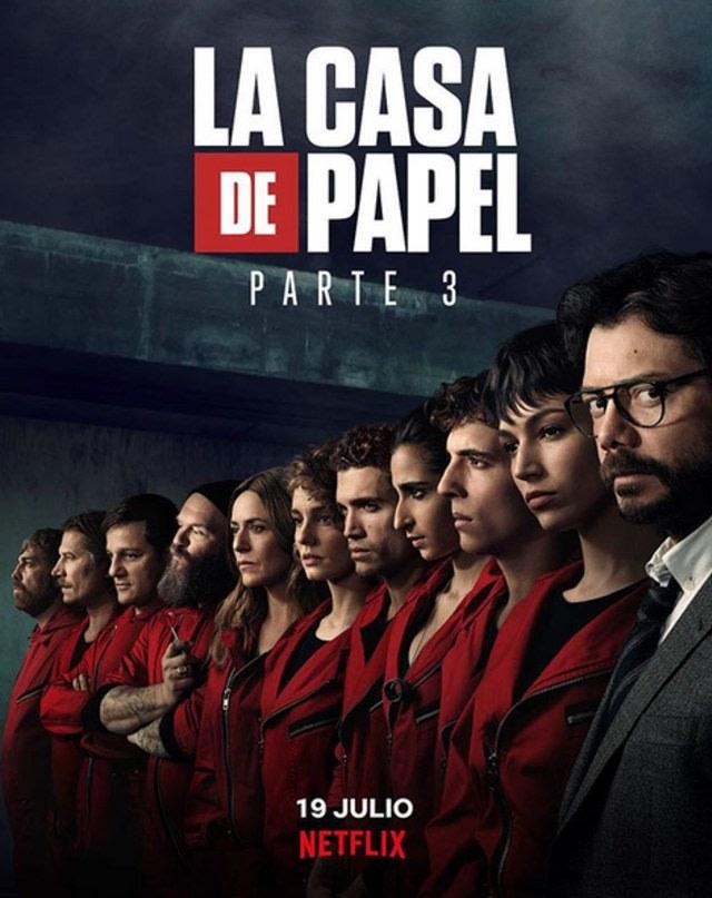 Serial Netflix Money Heist Bakal Diadaptasi ke Versi Korea (78214)
