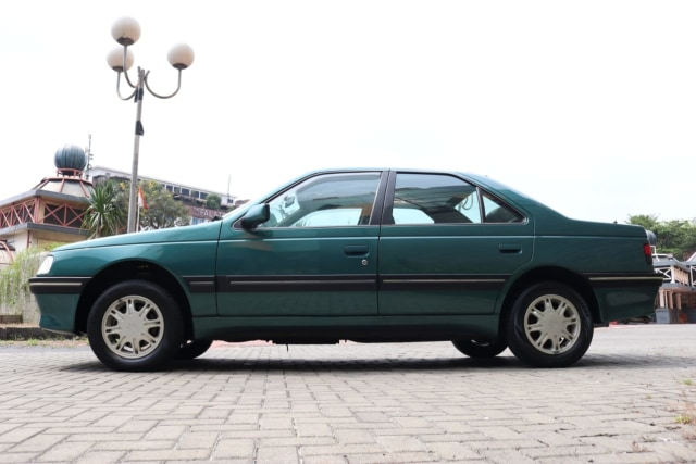 Peugeot 405 Berodometer 22 Ribu Dijual Rp 100 Juta, Berminat? (44863)